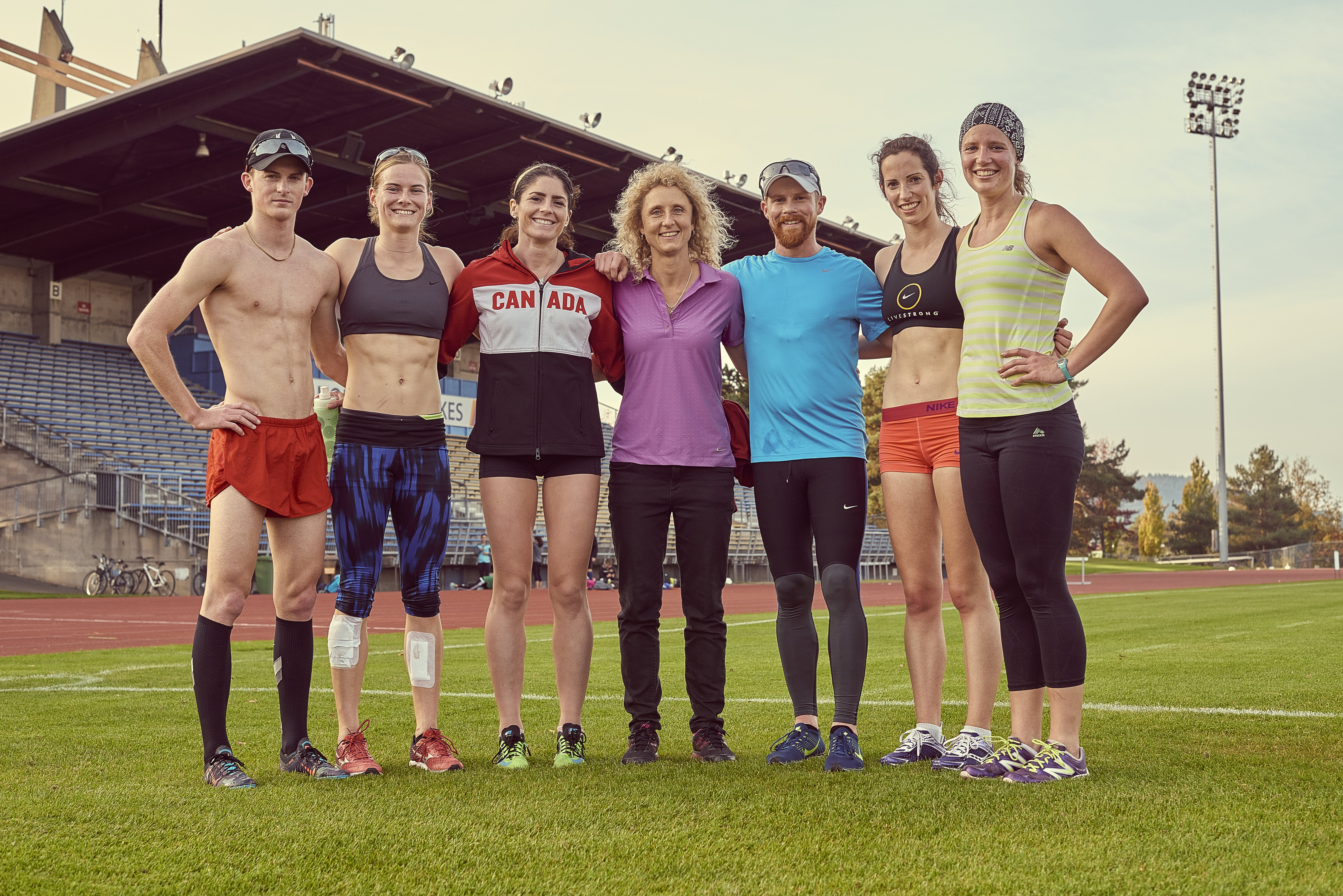 Athletics Canada Western Hub