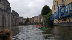ghent kayak views